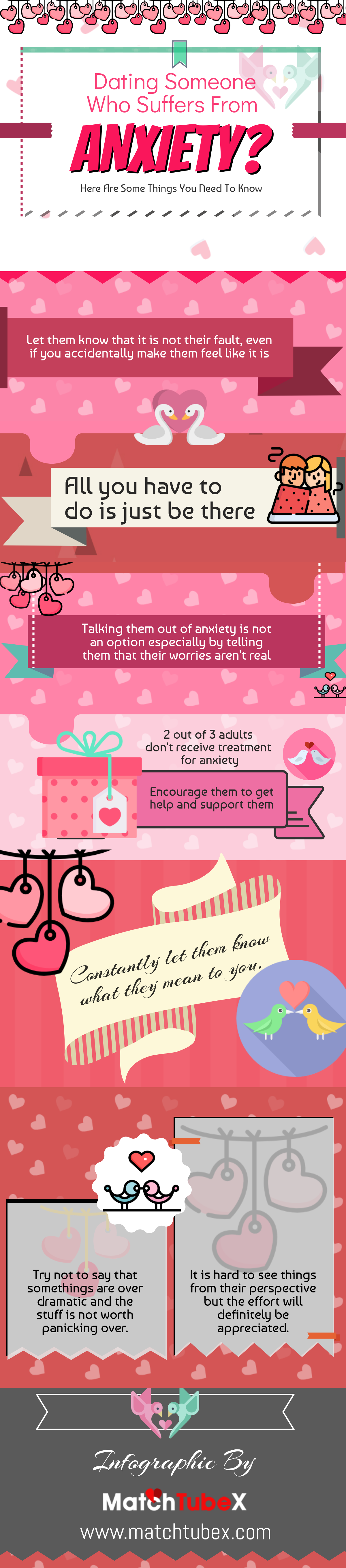Infographic about dating